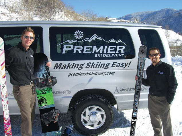 Premier Ski Delivery Concierge